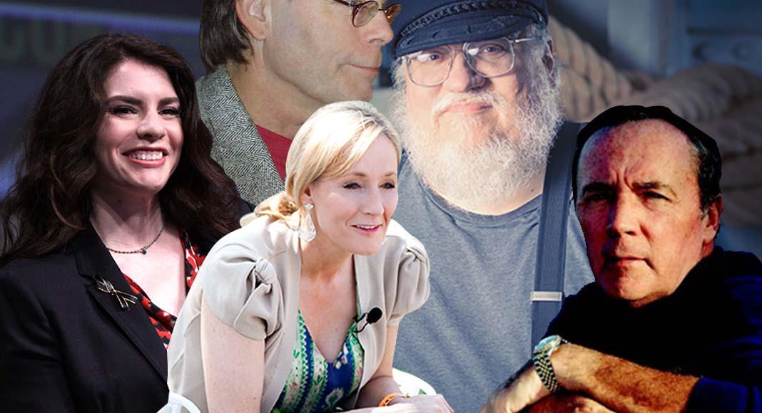 I 25 scrittori che hanno guadagnato di più negli ultimi 10 anni