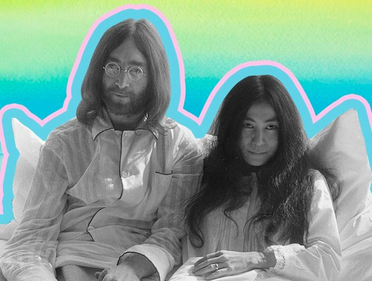 La storia d'amore tra John Lennon e Yoko Ono