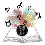 Oroscopo dei Libri - dal 22 al 28 aprile