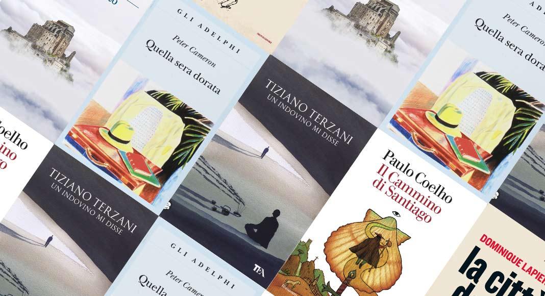 5 libri da leggere durante un viaggio
