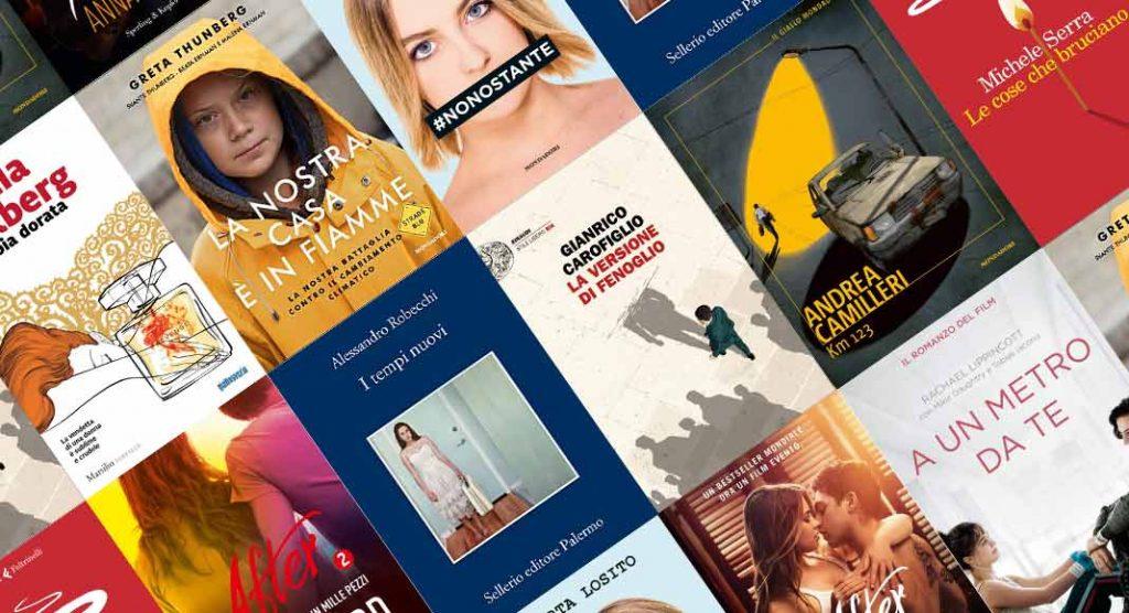 Classifica libri più venduti. Anna Todd svetta al primo post