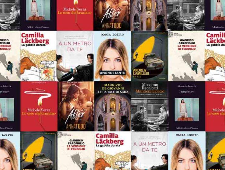 Classifica libri più venduti. Michele Serra e Camilla Läckberg conquistano