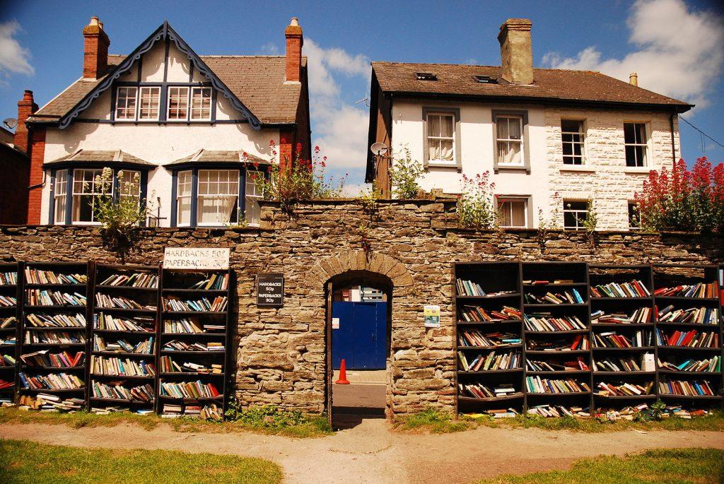 Honesty Bookshop Public domain