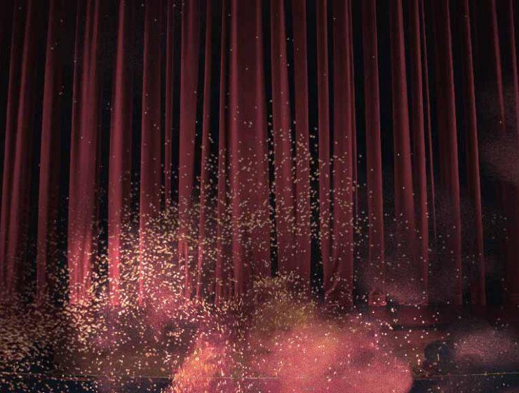 Incendio al Franco Parenti, storico teatro di Milano