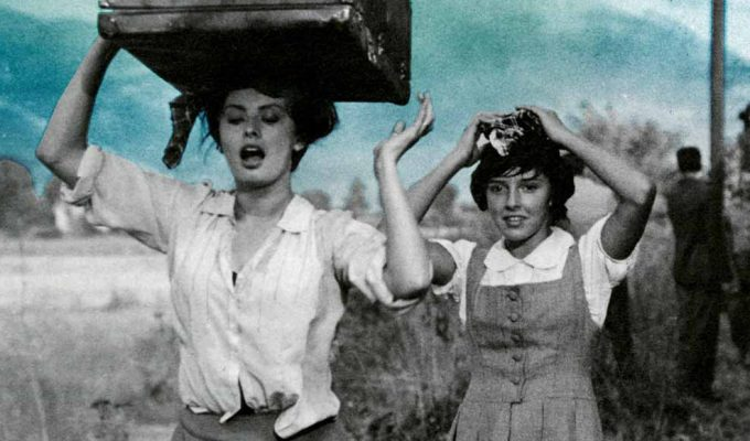 La ciociara, il film con Sophia Loren sulla brutalità della guerra