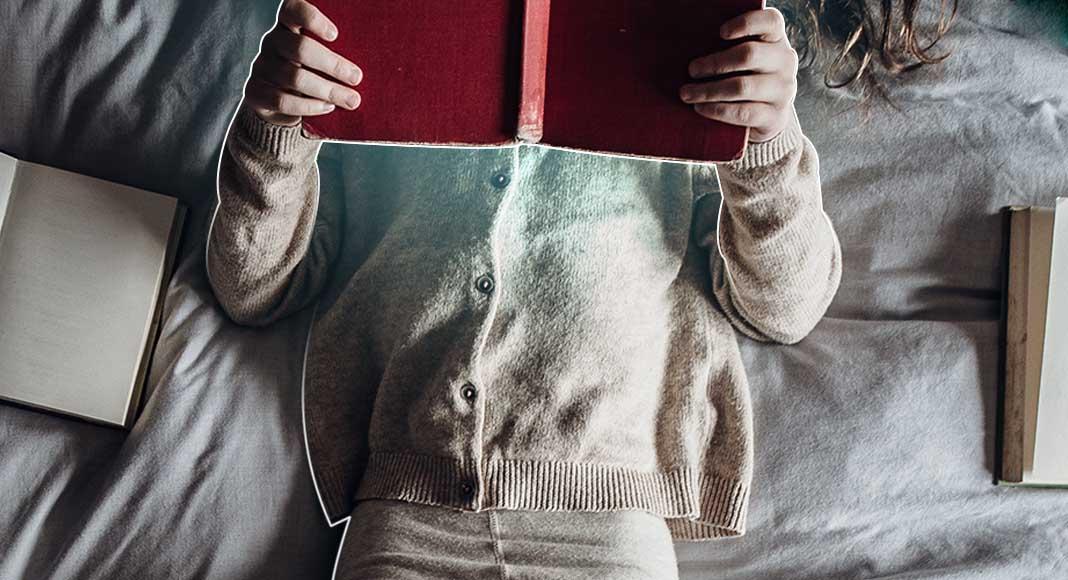 Leggere almeno tre libri all'anno rende più felici