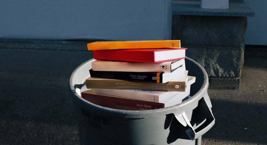 Messina, i libri salvati dal macero diventano una biblioteca