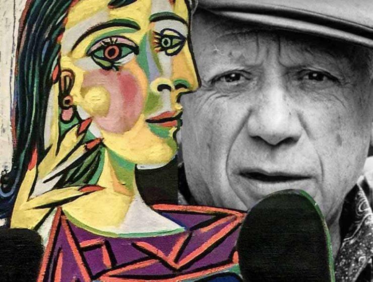 Picasso e Dora Maar, quando l'amore è morboso