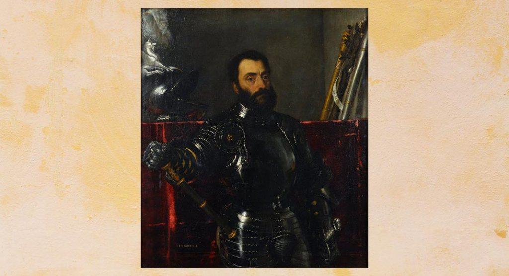 Tiziano, Il Ritratto di Francesco I della Rovere rientra a casa dopo 400 anni