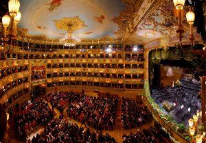 Teatro La Fenice Venice 1