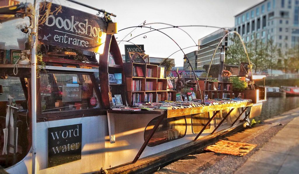 Word On The Water The London Bookbarge