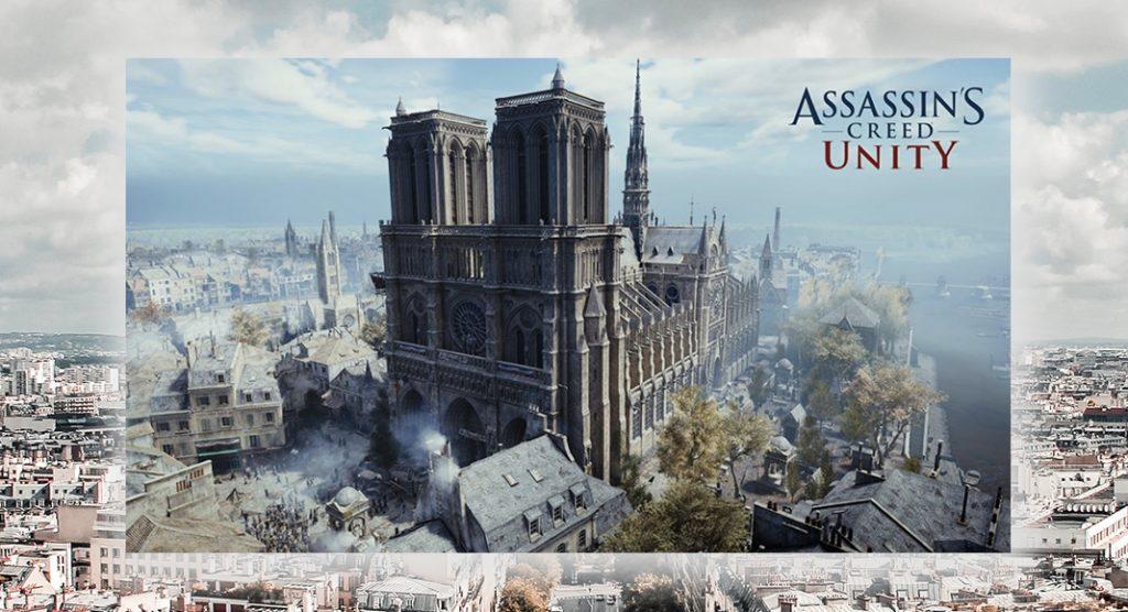 La ricostruzione di Notre Dame avverrà grazie ai videogiochi?