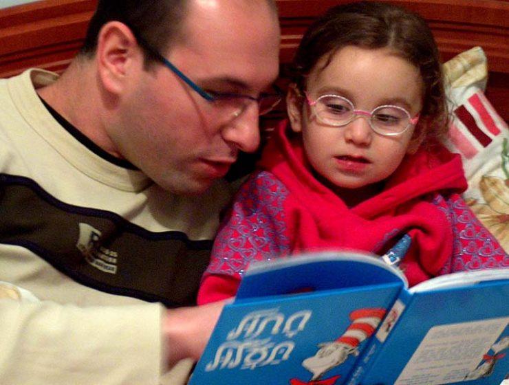 Leggere ai bambini fin da piccoli aiuta loro ad apprendere 1 milione di parole in più