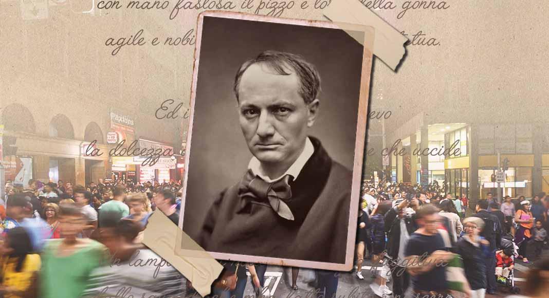 """""""A una passante"""" di Baudelaire, gli incontri inattesi che salvano la vita"""