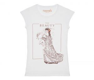 beauty-ventaglio-t-shirt-donna-slim-beauty-and-the-beast (1)