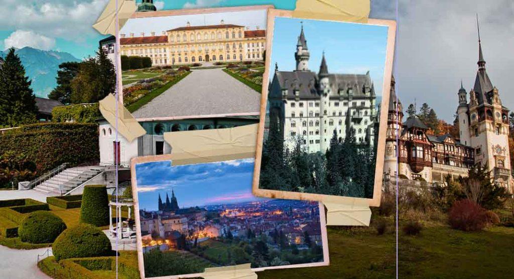 Dalla Germania alla Romania, ecco 5 fiabeschi castelli da visitare