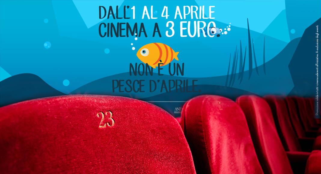 Cinema Days, fino a giovedì andare al cinema costa 3 euro