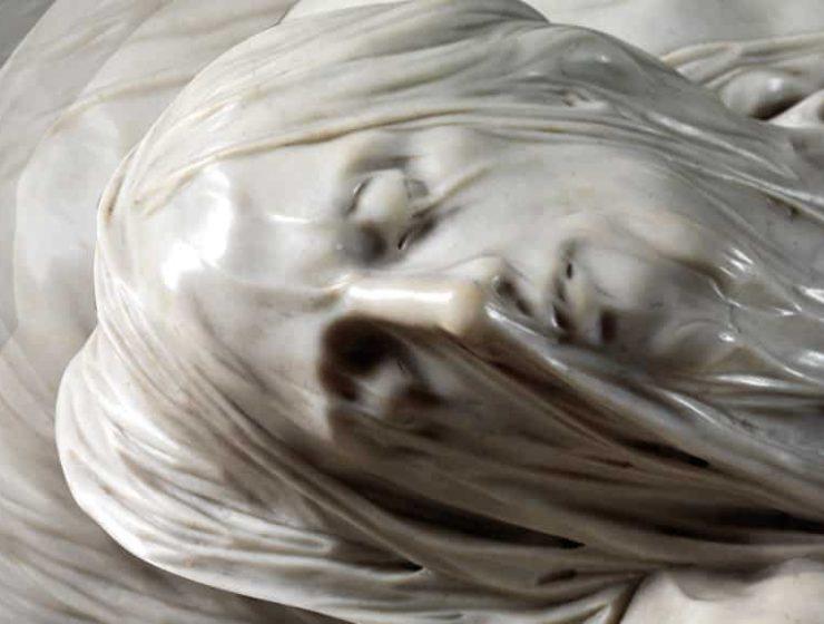 Il Cristo Velato, la sofferenza come simbolo del riscatto dell'umanità