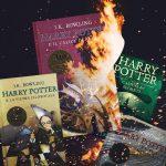 Libri di Harry Potter bruciati da un gruppo di preti in Polonia