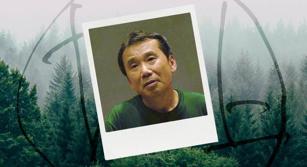 Le (folli) abitudini di scrittura di Haruki Murakami
