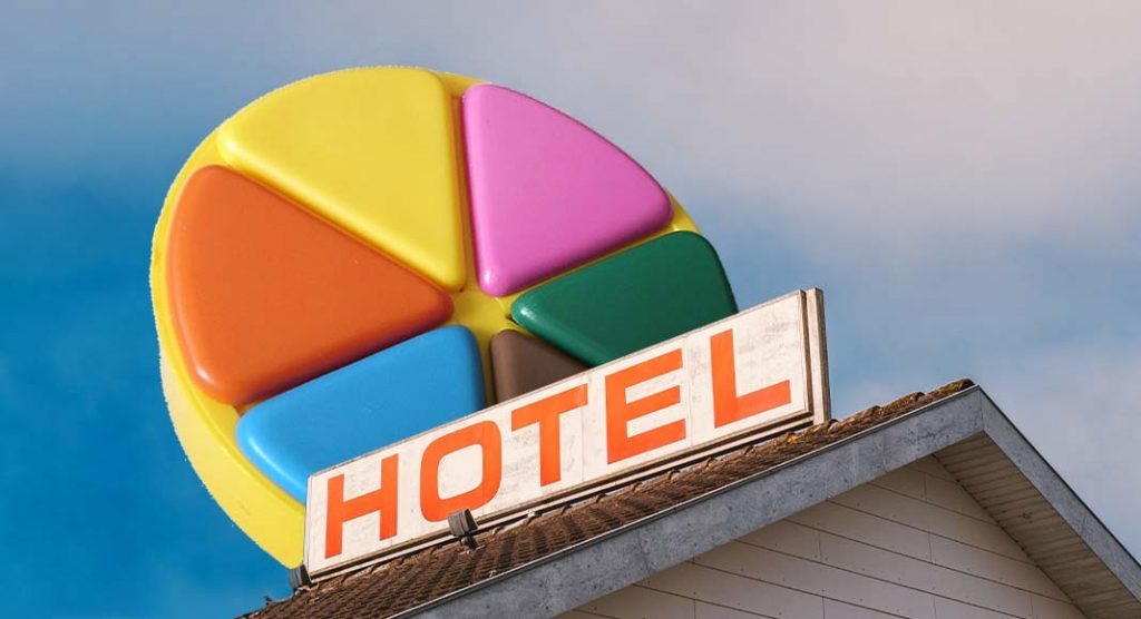 Trivial Pursuit Hotel, più sai meno paghi