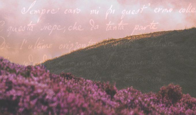 """""""L'infinito"""", l'uomo oltre i suoi limiti nella poesia di Giacomo Leopardi"""