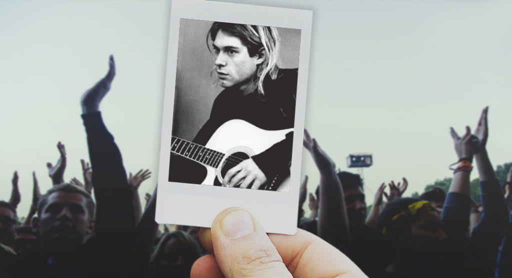 Kurt Cobain, il poeta maledetto del grunge
