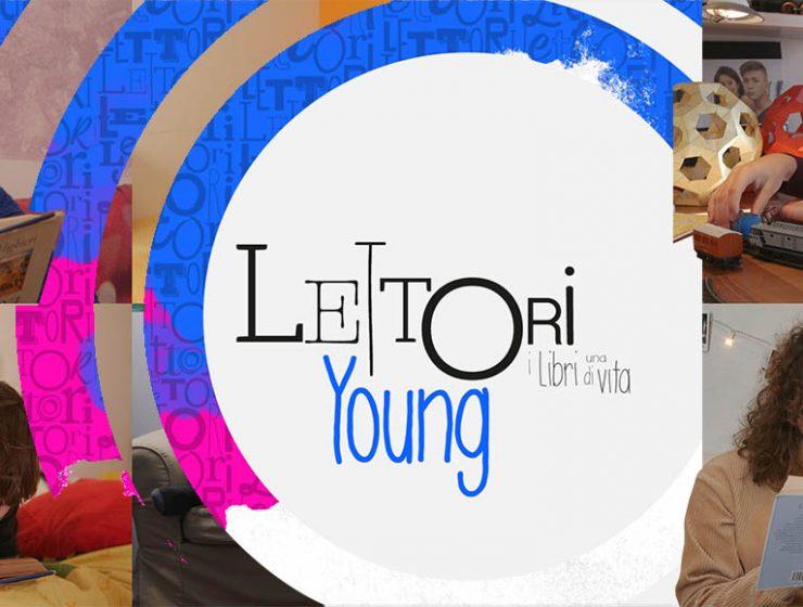 """""""Lettori Young"""", giovani amanti della lettura si raccontano in tv"""