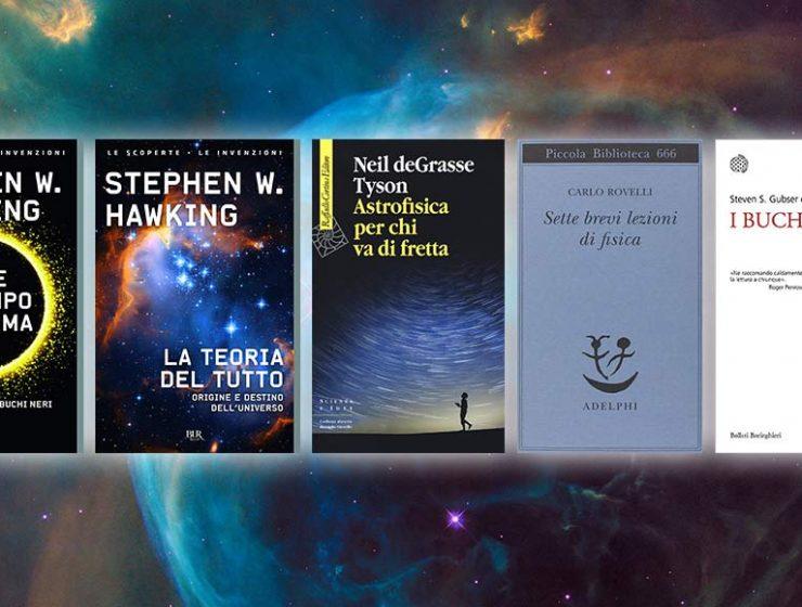 5 libri da leggere per capire cosa sono i buchi neri