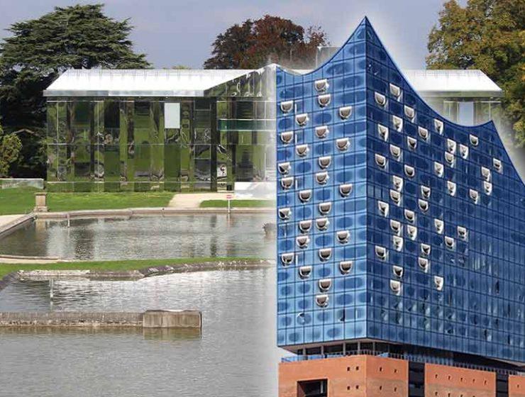 Architettura tra Parigi, New York e Amburgo, ecco 3 palazzi abbaglianti e luminosi