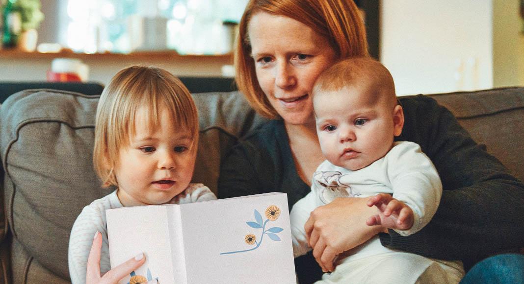 Perché è importante leggere ai bambini