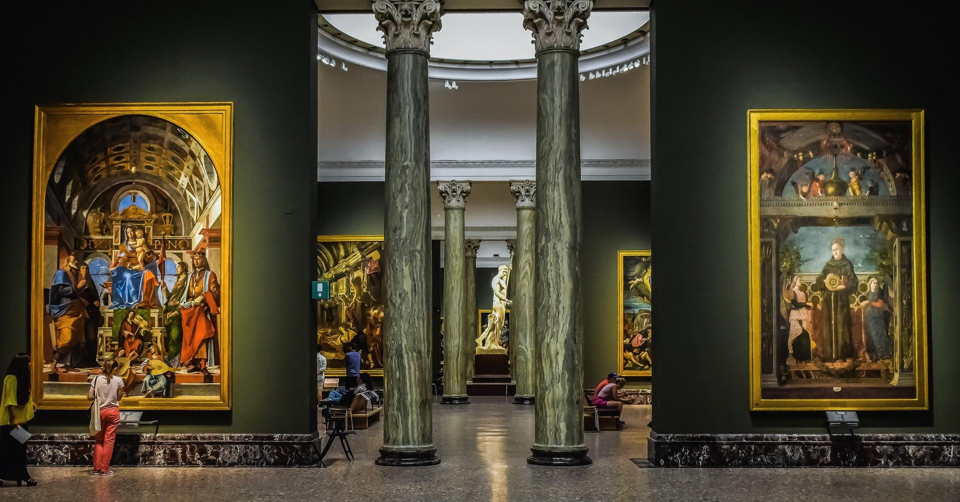 pinacoteca di brera 3529230 1920