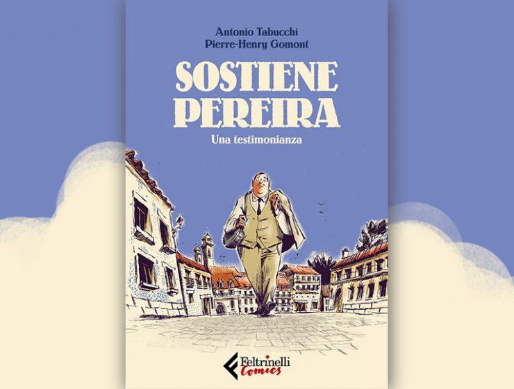Sostiene Pereira di Tabucchi diventa una graphic novel