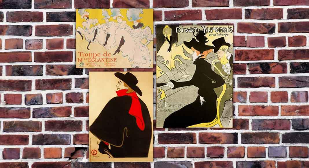 Toulouse-Lautrec arriva in mostra alla Villa Reale di Monza