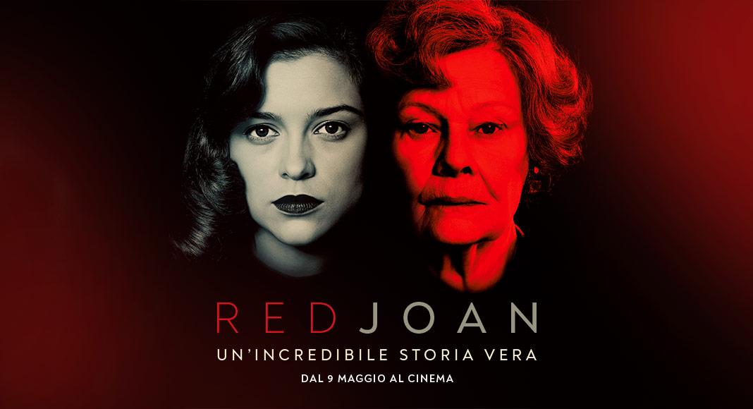 5 ragioni per andare a vedere red joan al cinema