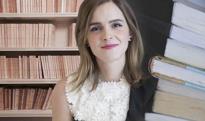 I 6 libri preferiti di Emma Watson