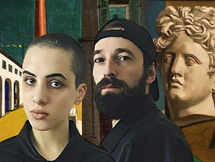 Chi sono i Coma_Cose, il duo che si ispira a De Chirico e alla Beat Generation