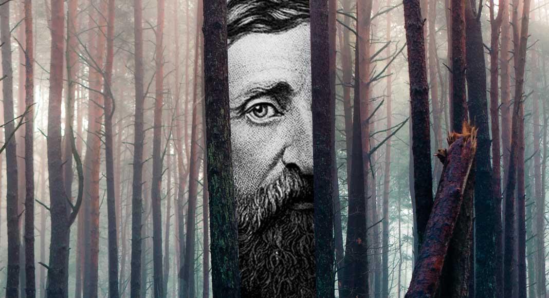 Henry_David_Thoreau_scrittore_voleva_salvare_uomo_infelicità