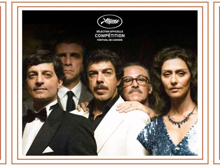 Il Traditore, l'unico film italiano candidato a Cannes parla di Buscetta