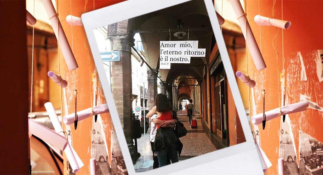 Muri di Versi, quando la poesia diventa una festa per la strada
