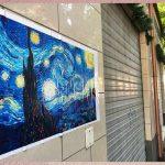 Van Gogh e Klimt contro le svastiche. A Fiumicino la cultura non si arrende