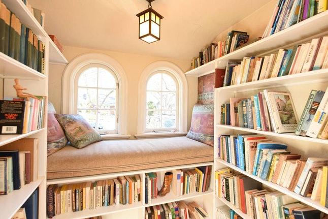 california airbnb10 Airbnb con librerie da sogno