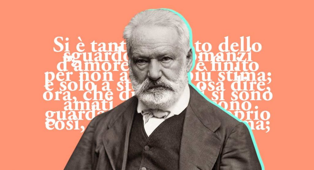 Le più belle frasi sull'amore di Victor Hugo