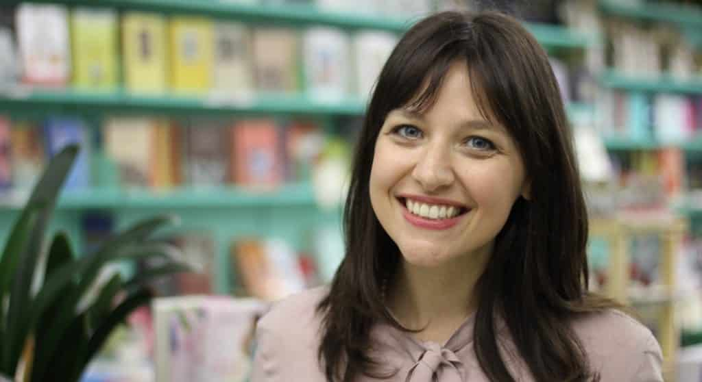 """""""Lena e la tempesta"""", Alessia Gazzola racconta al Salone il suo ultimo libro"""