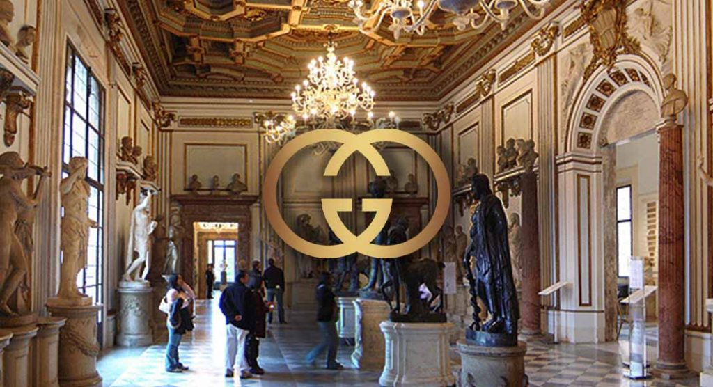 Musei Capitolini, arte e cultura nella sfilata di Gucci