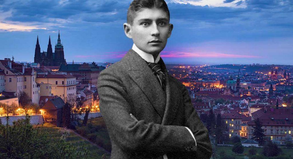 Viaggio letterario, la Praga di Kafka