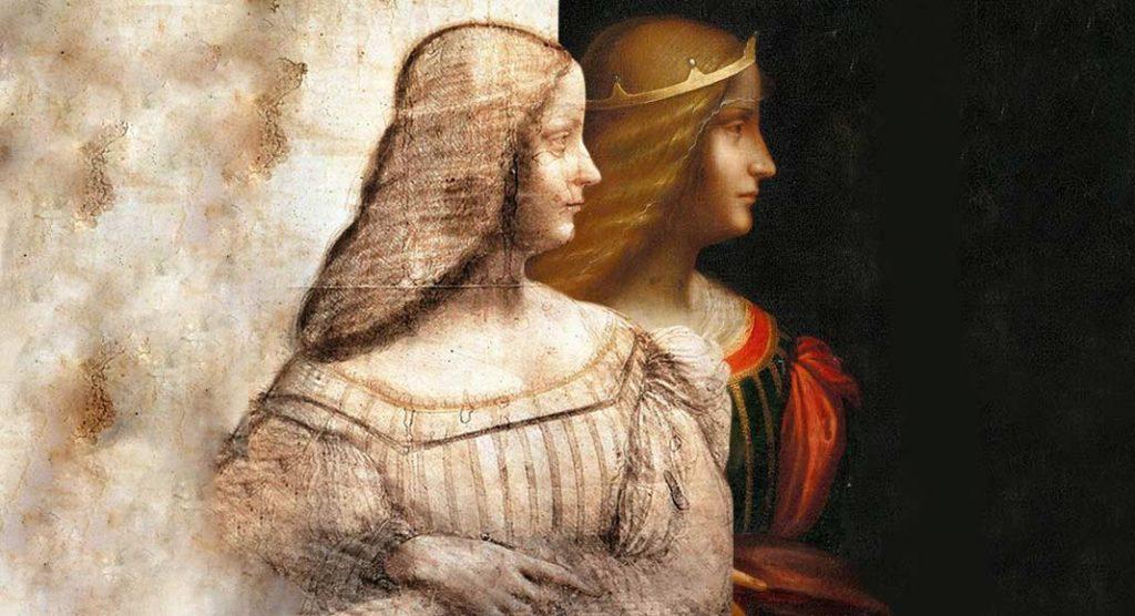 """Il """"Ritratto di Isabella d'Este"""" (forse) di Leonardo da Vinci resta in Svizzera"""
