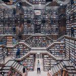 La libreria cinese in cui lo spazio sembra non avere limiti