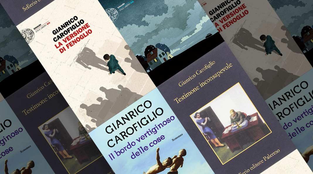 I libri più belli di Gianrico Carofiglio
