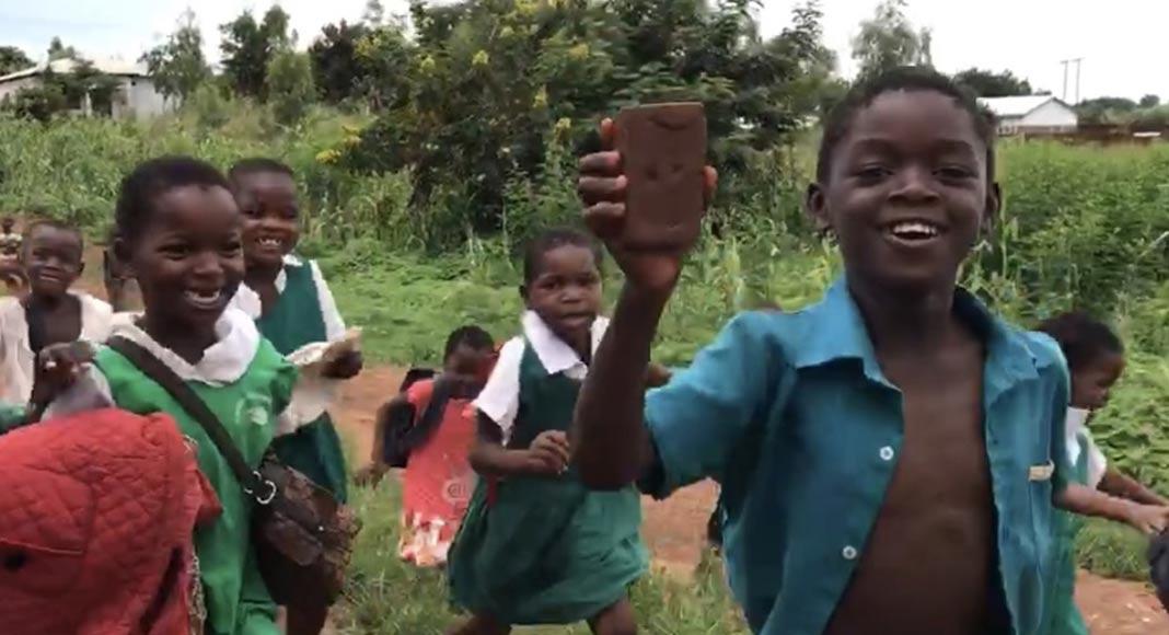 Quando un sasso diventa uno smartphone
